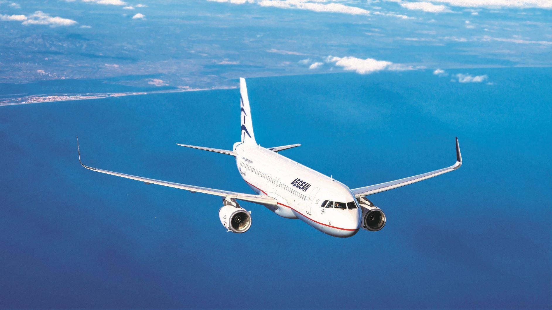 Mein erster Flug – Mit Aegean Airlines im Airbus A320 nach Athen