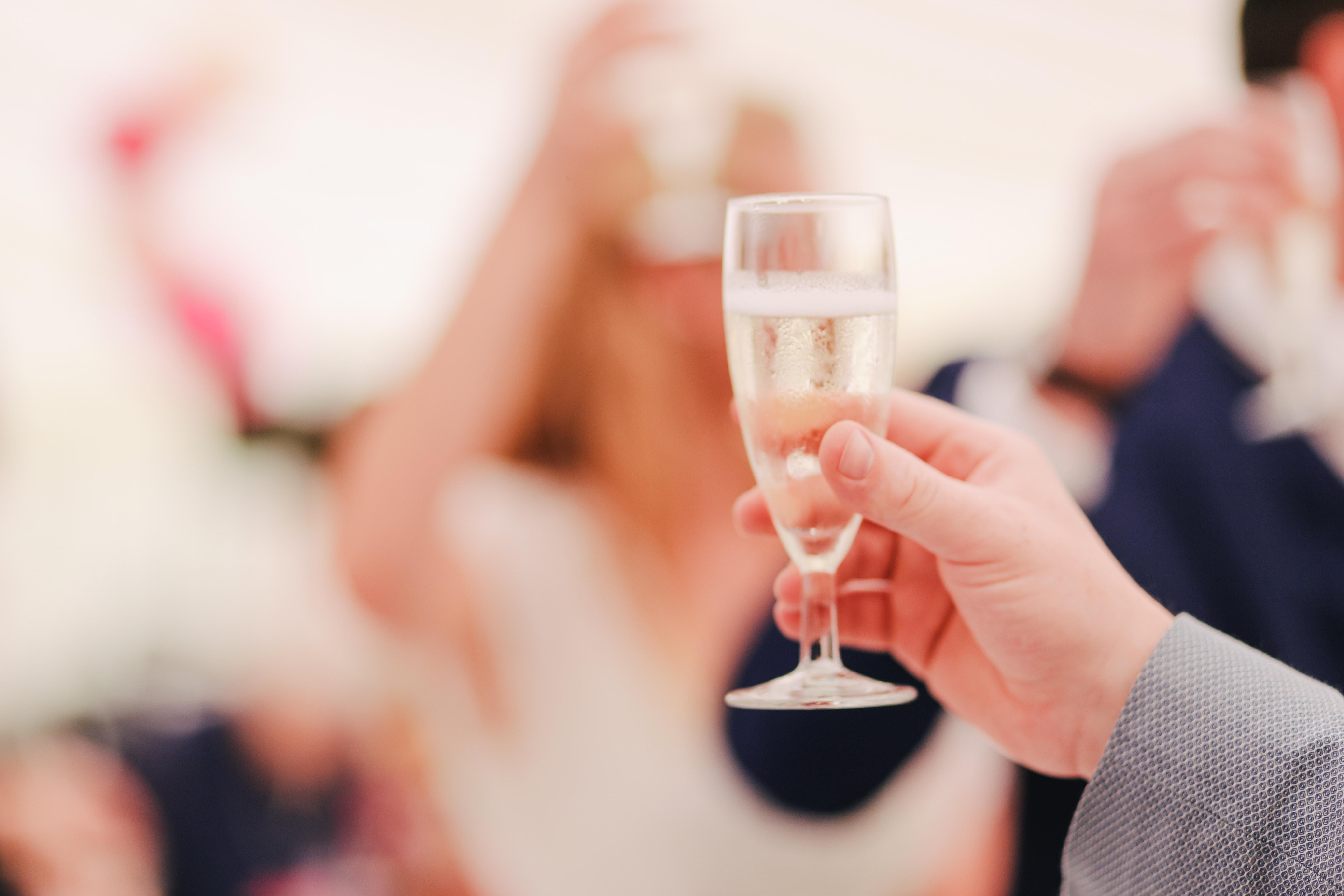 """Victoria Bubbles"", meine eigene Champagner-Marke"
