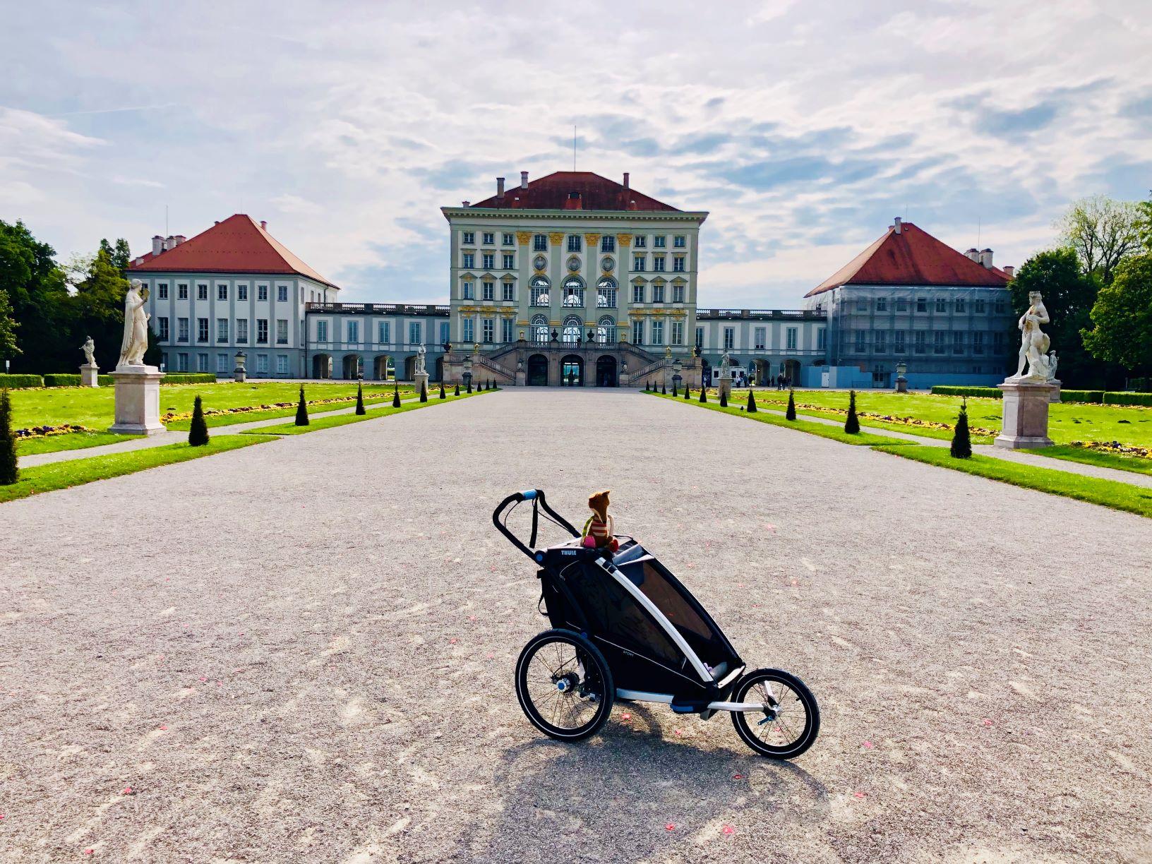 Thule Chariot Sport 2019 – im ausführlichen Jogging Test mit Baby