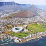 Kapstadt Südafrika eines der besten Reisziele mit Baby