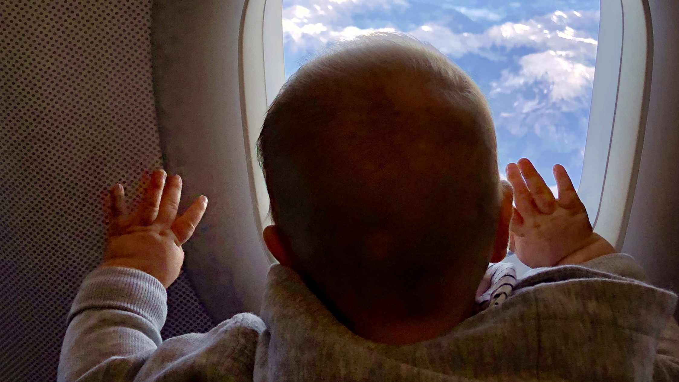 Baby Test: Lufthansa A320 Business Class von München nach Athen