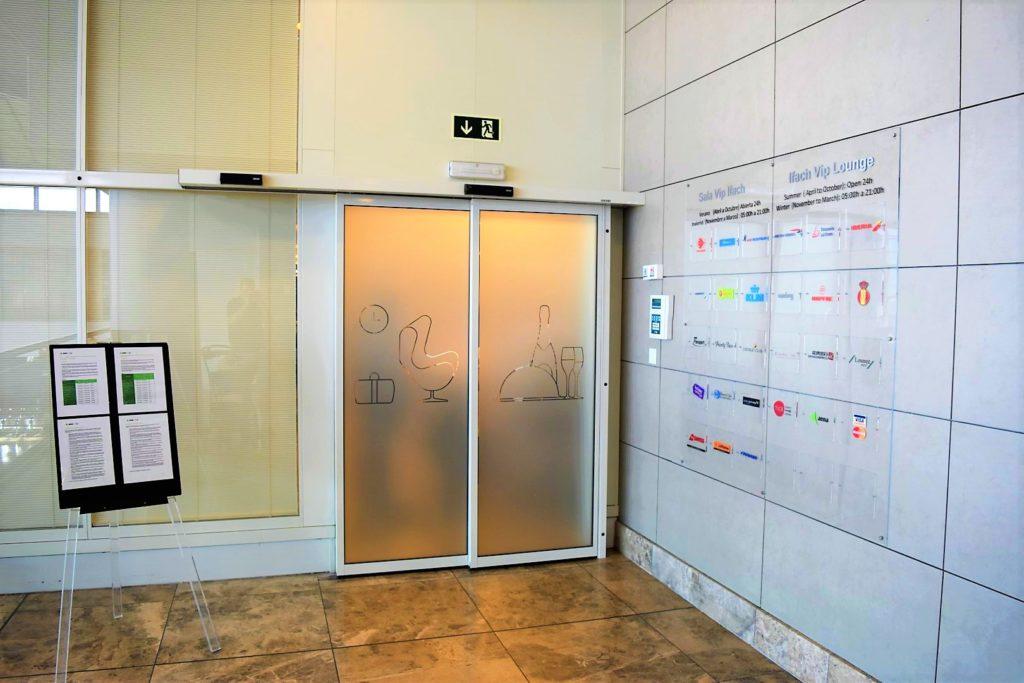 Zugang zur SALA VIP Lounge Alicante Airport