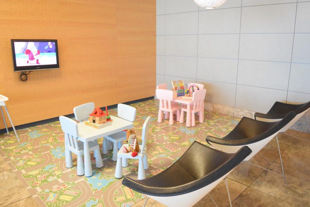 Kinderspielbereich  SALA VIP Lounge - Alicante Airport
