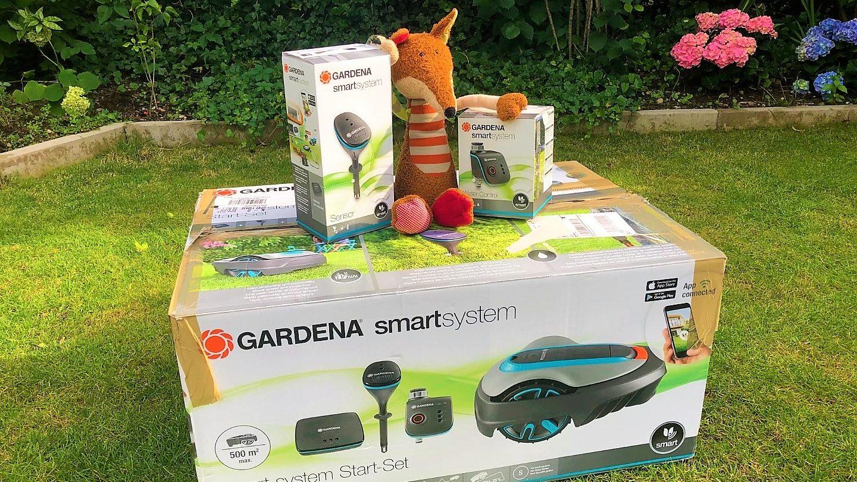 Gardena Smart Garten – Gadget oder mehr Zeit für die Familie?