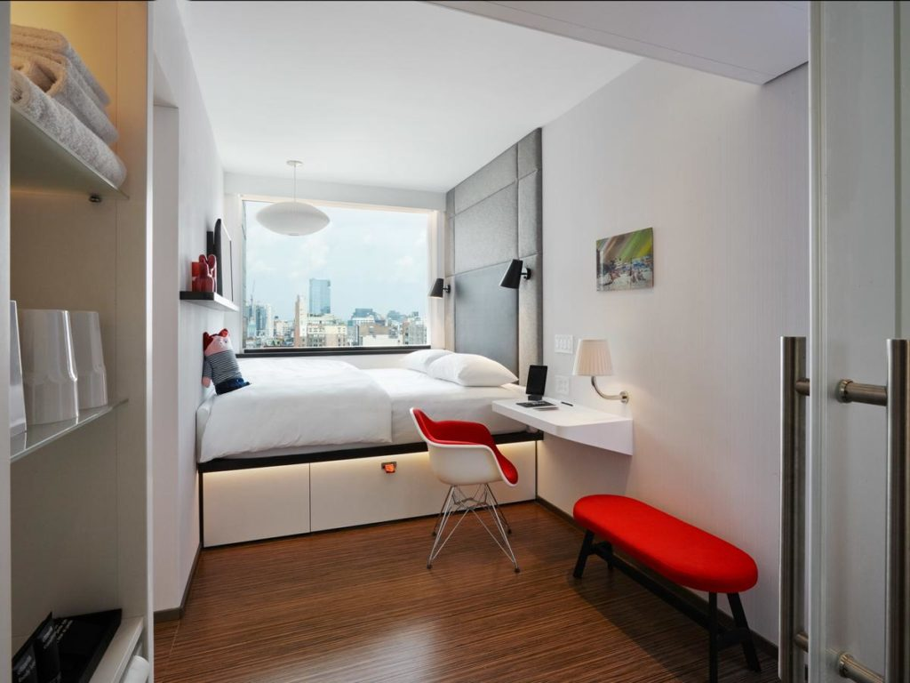 Pod Hotel NYC am Time Square