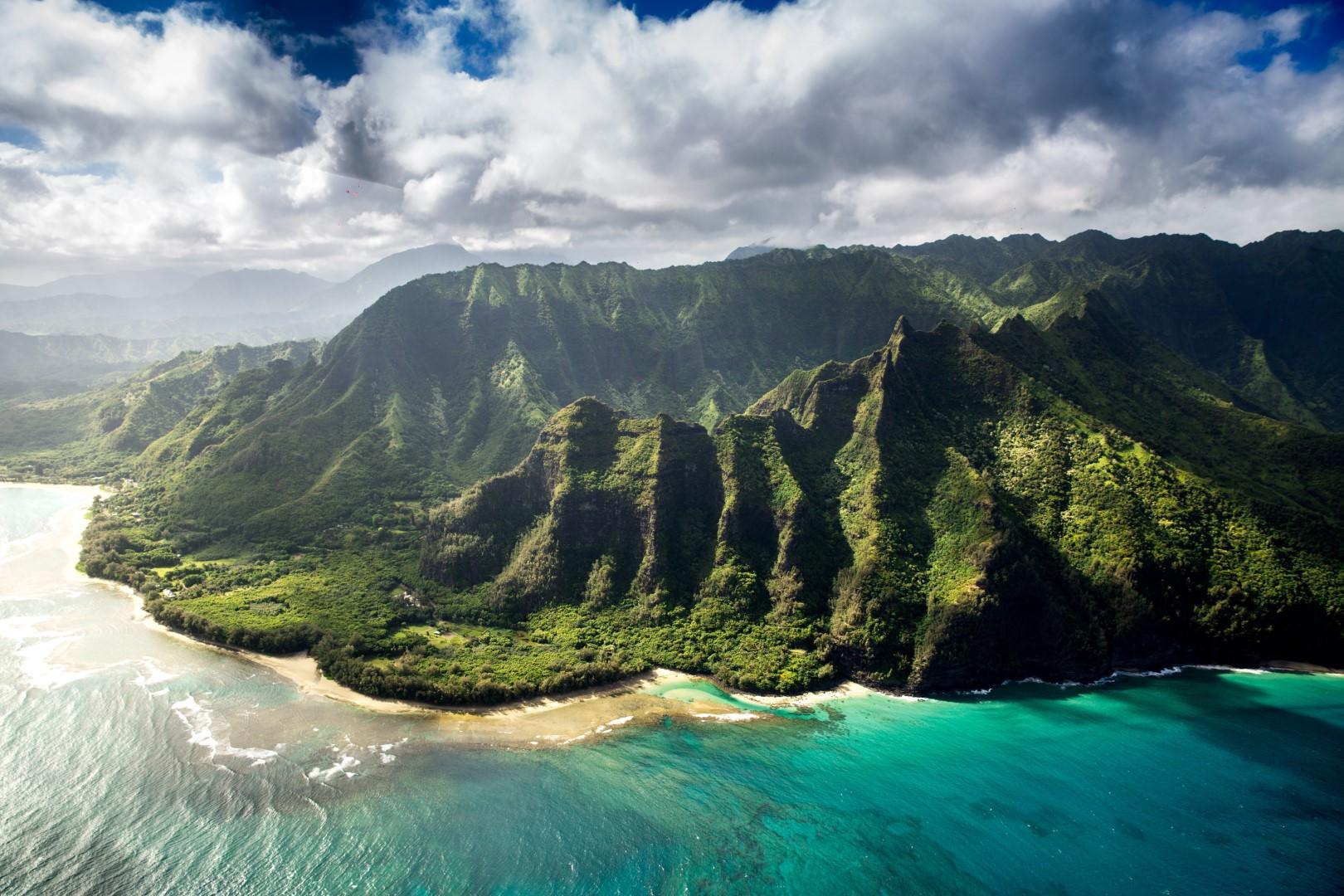 Unglaublich: für 711 Euro mit Baby nach Hawaii fliegen