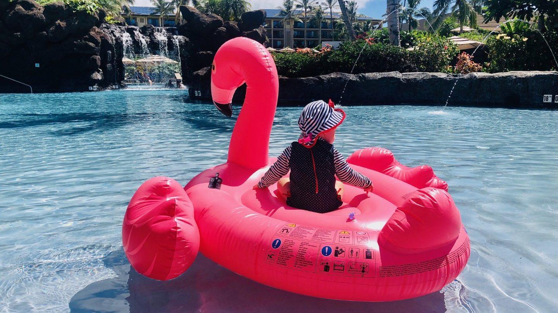 Schwimmreifen im Test: Das mag dein Baby im Pool am liebsten