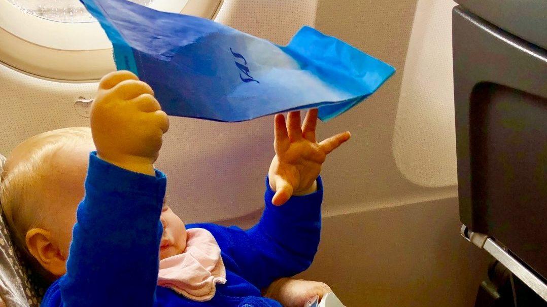 Baby-Test: SAS Airbus A320 nach Kopenhagen in der Economy Class