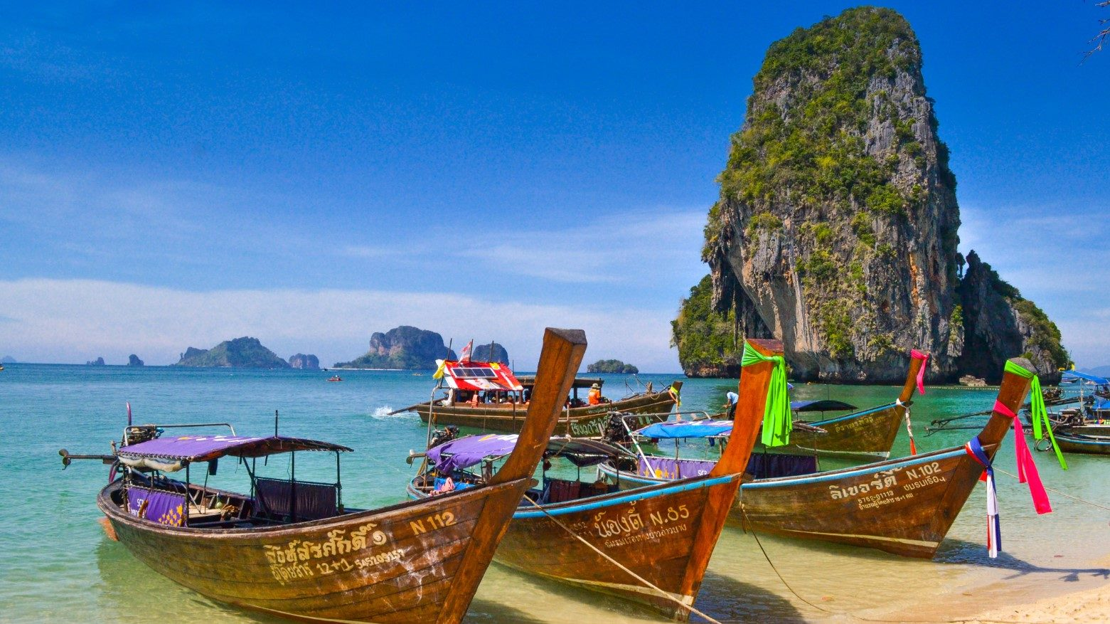 Flug-Deal: Bangkok Thailand mit Baby und Gepäck für 452 Euro