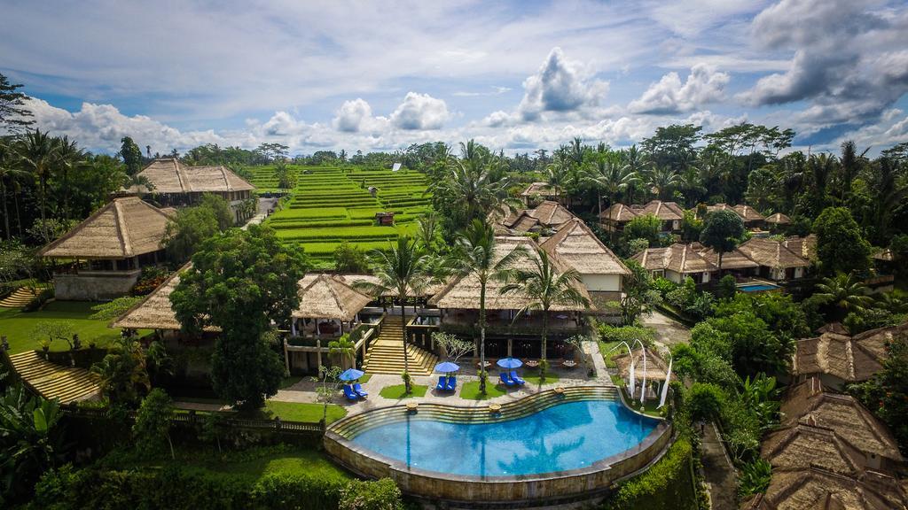 Puri Walundari, Hotelanlage mit Villen und privatem Pool