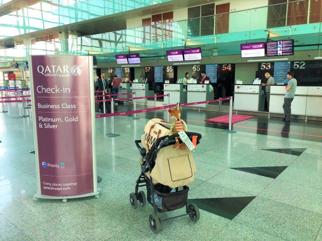 Checkin Bereich, Izmir Airport