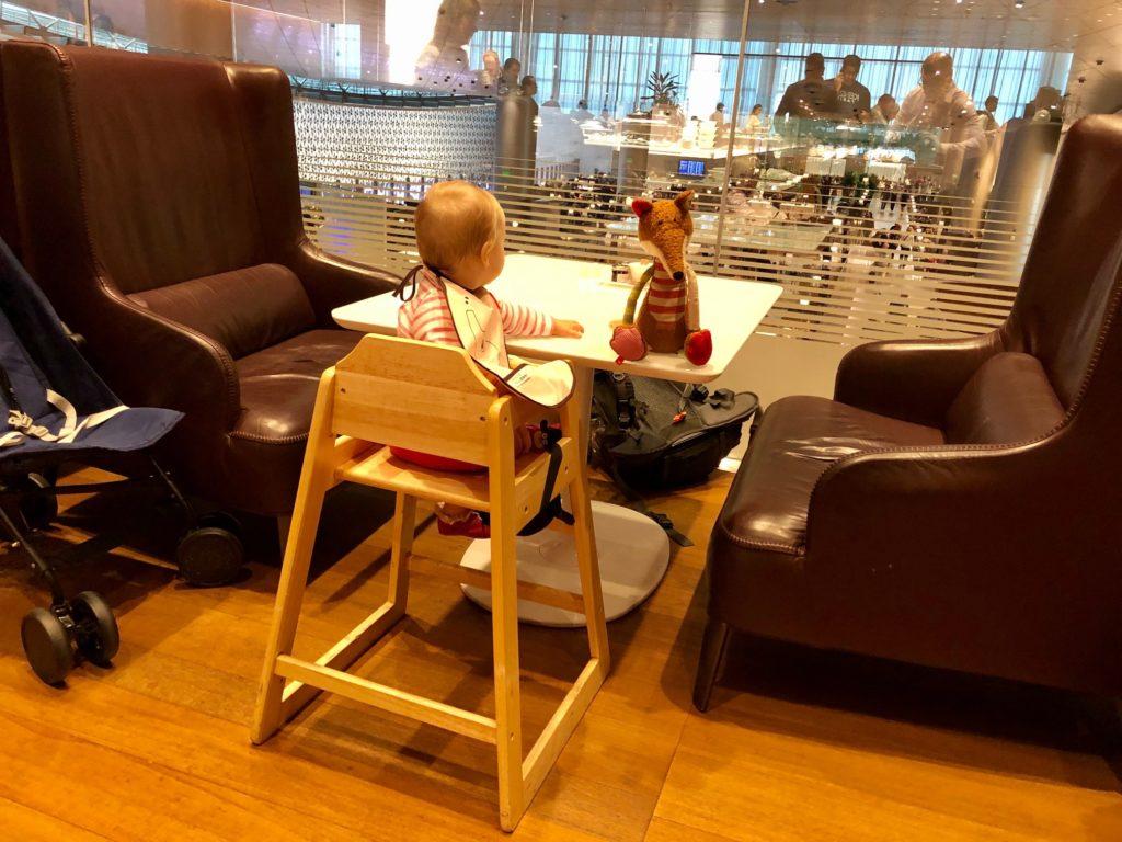 Al Mourjan Business Lounge, Doha Airport