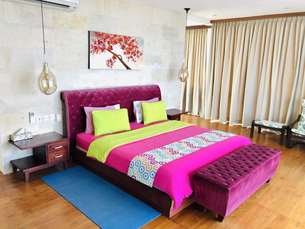 Master Bedroom - Villa Jiwa, Bali