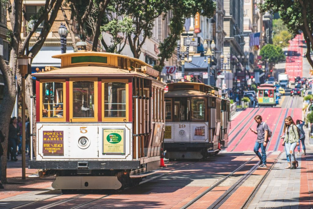 Abflüge San Francisco