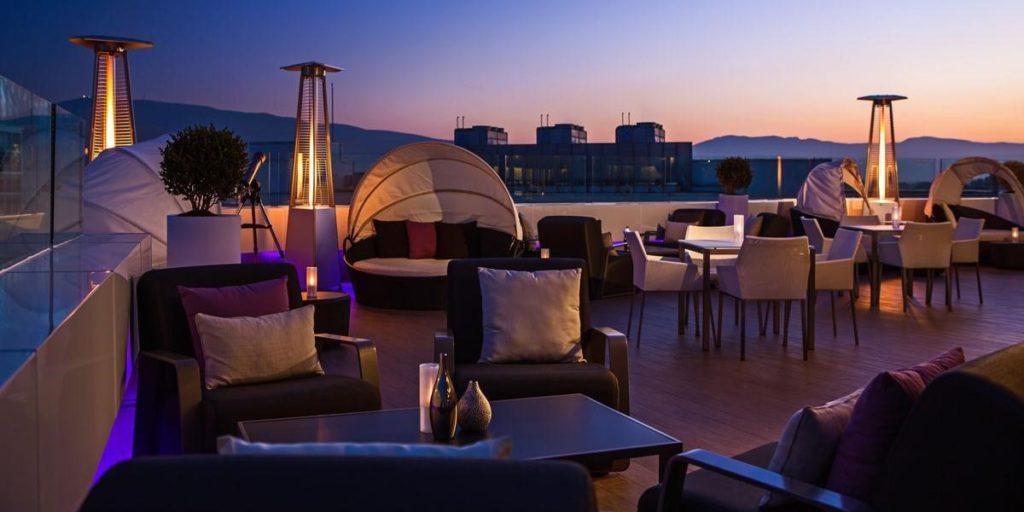 Rooftop Bar, Renaissance Hotel, Izmir