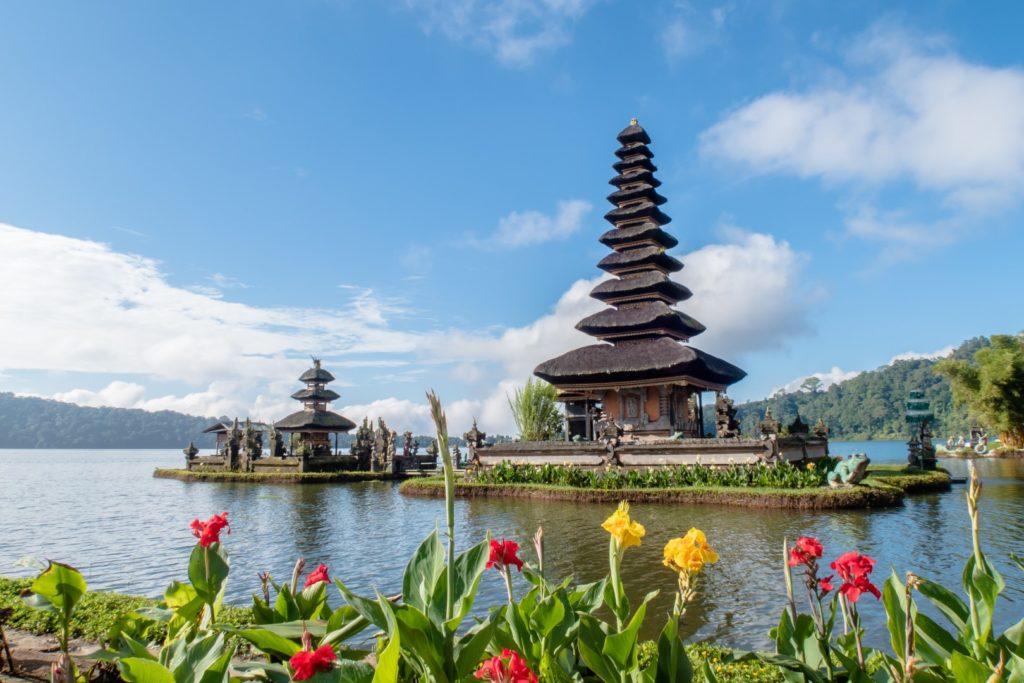 Tempelanlage, Bali