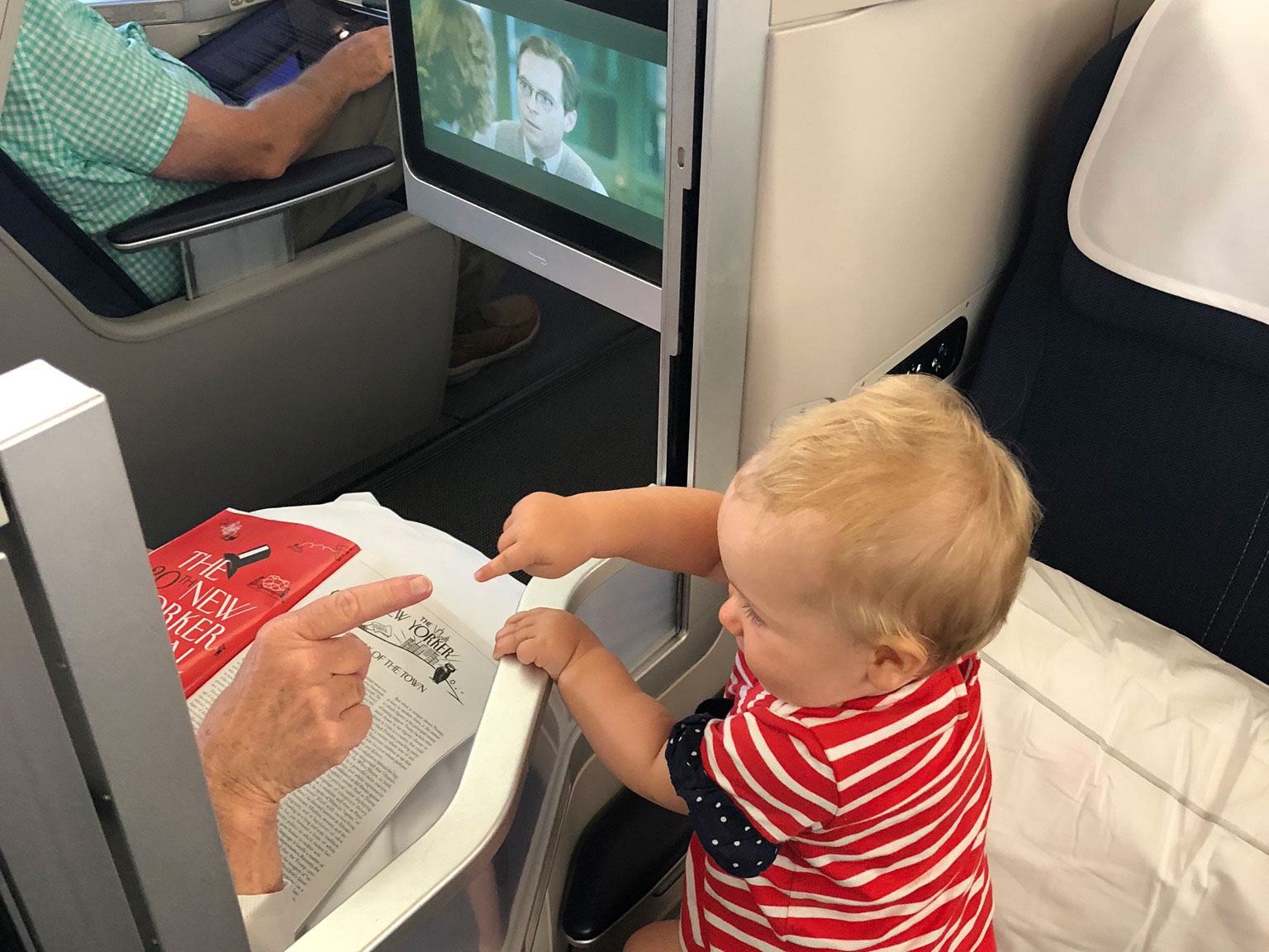 Baby Test: British Airways Business Class von Los Angeles nach London