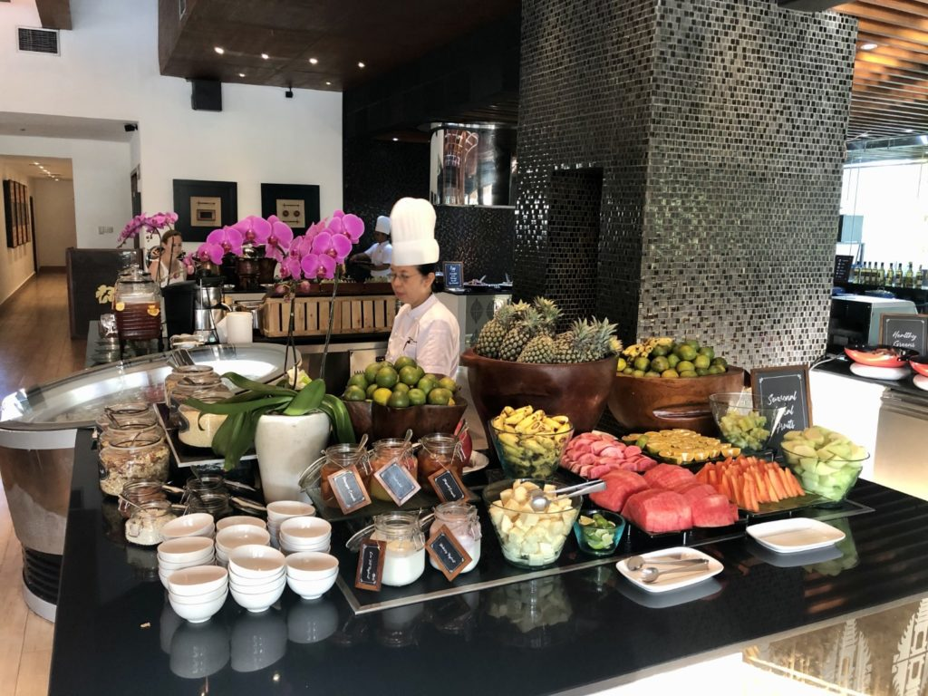 Frische Früchte satt - in toller Farbenvielfalt