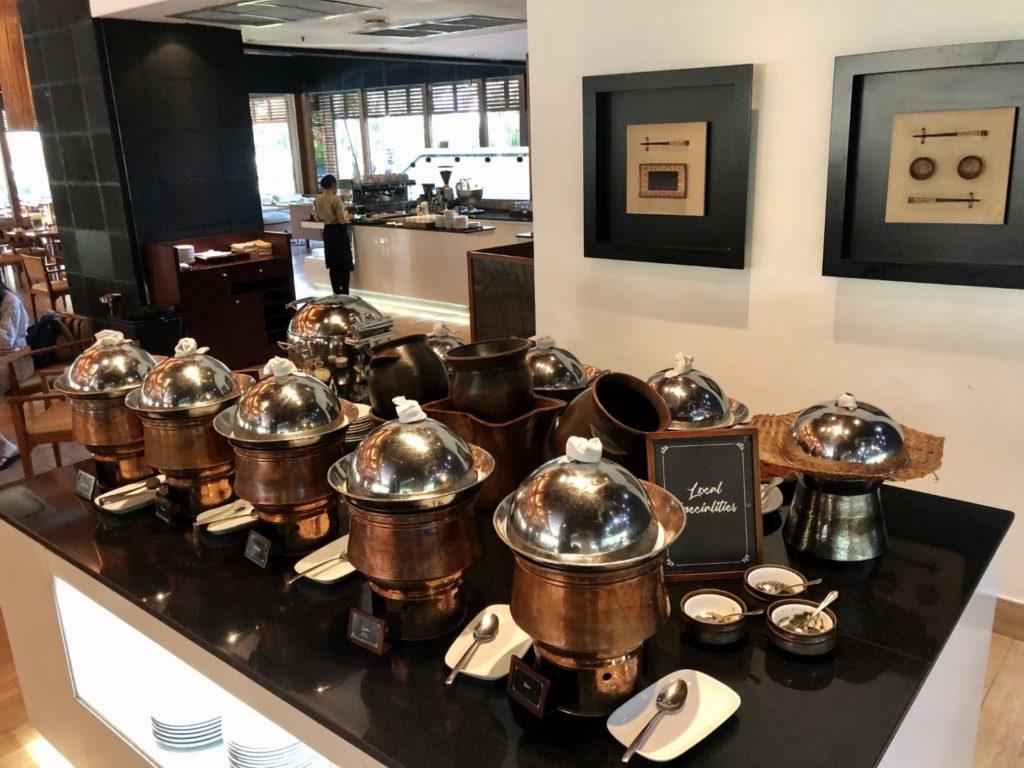 Indische und balinesische Küche in allen Varianten