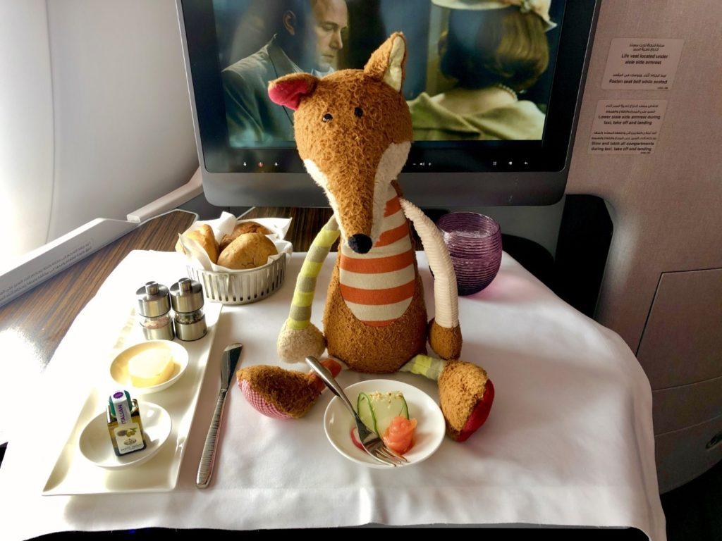 Amuse Gaulle als Start in eine kulinarische Reise