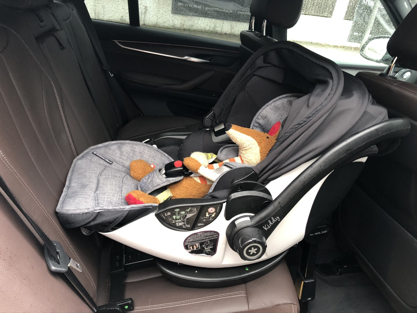 Baby-Test: Kiddy Evoluna I-Size 2 Autositz