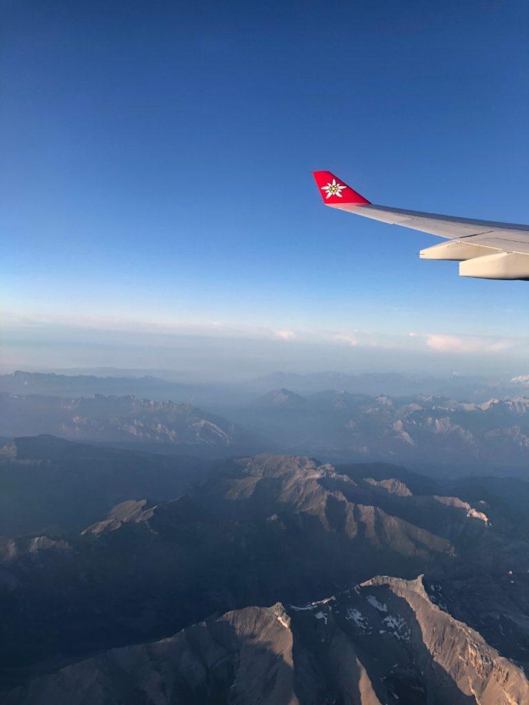 Edelweiss  ist eine Airline der Lufthansa Gruppe und ziemlich gut