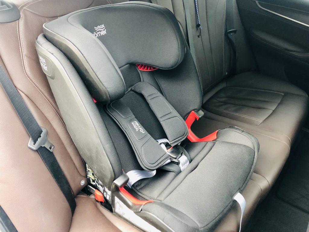 Britax Römer Advansafix Z-Line Kinder Autositz