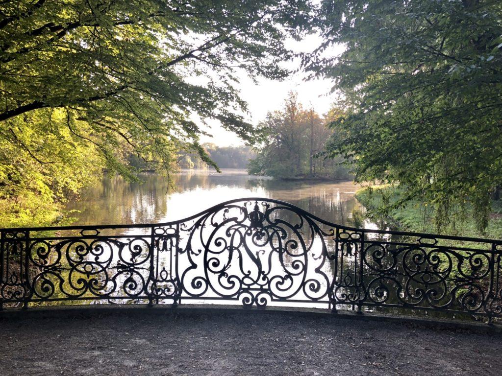 Idylle im Nymphenburger Schlosspark