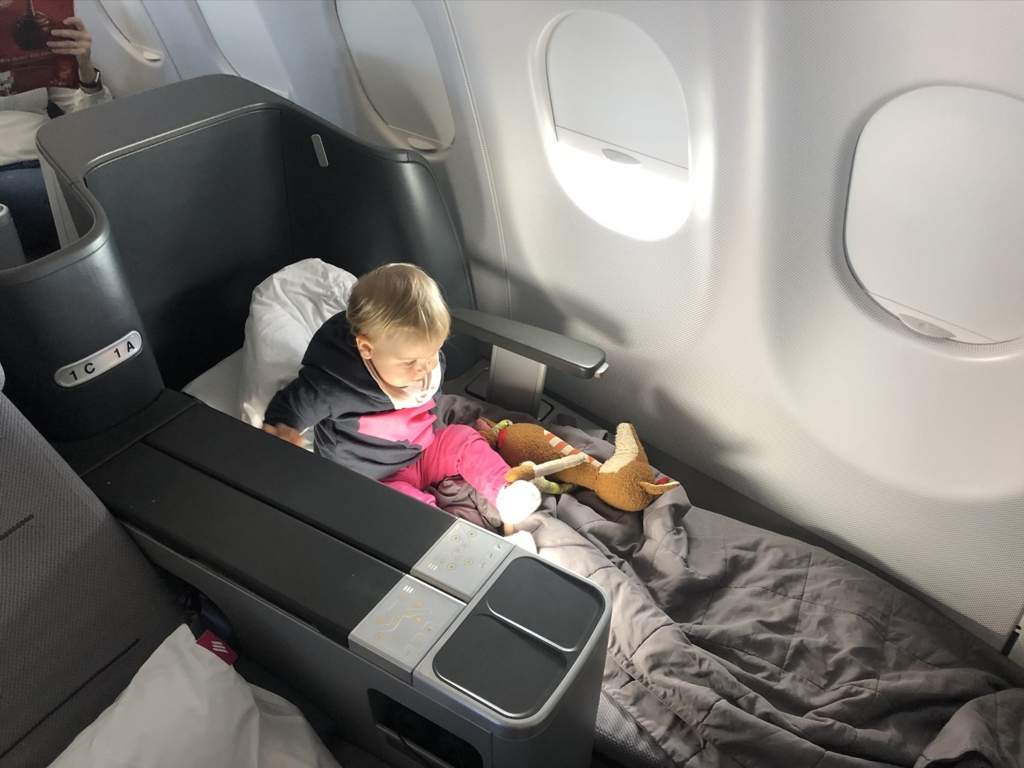 Review: Eurowings Business Class im Airbus A330 von Düsseldorf nach Miami