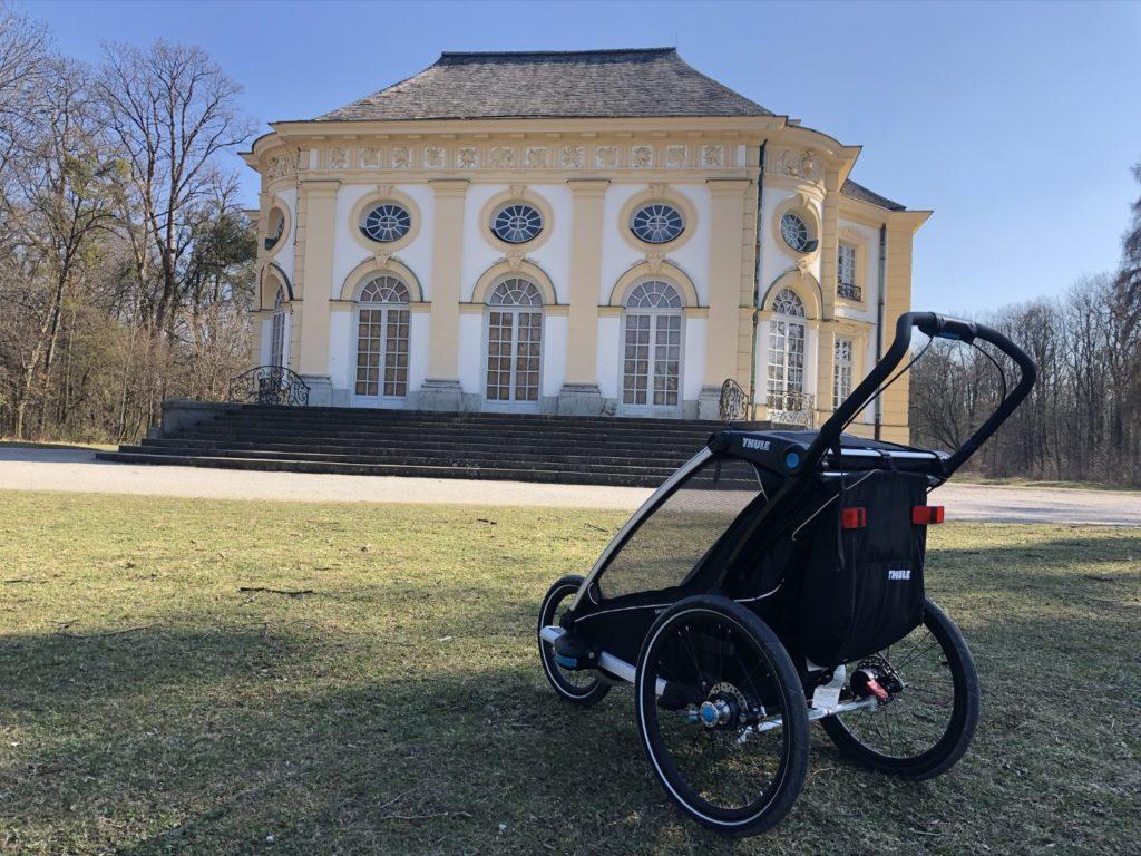 Badenburg Palais im Nymphenburger Schlosspark