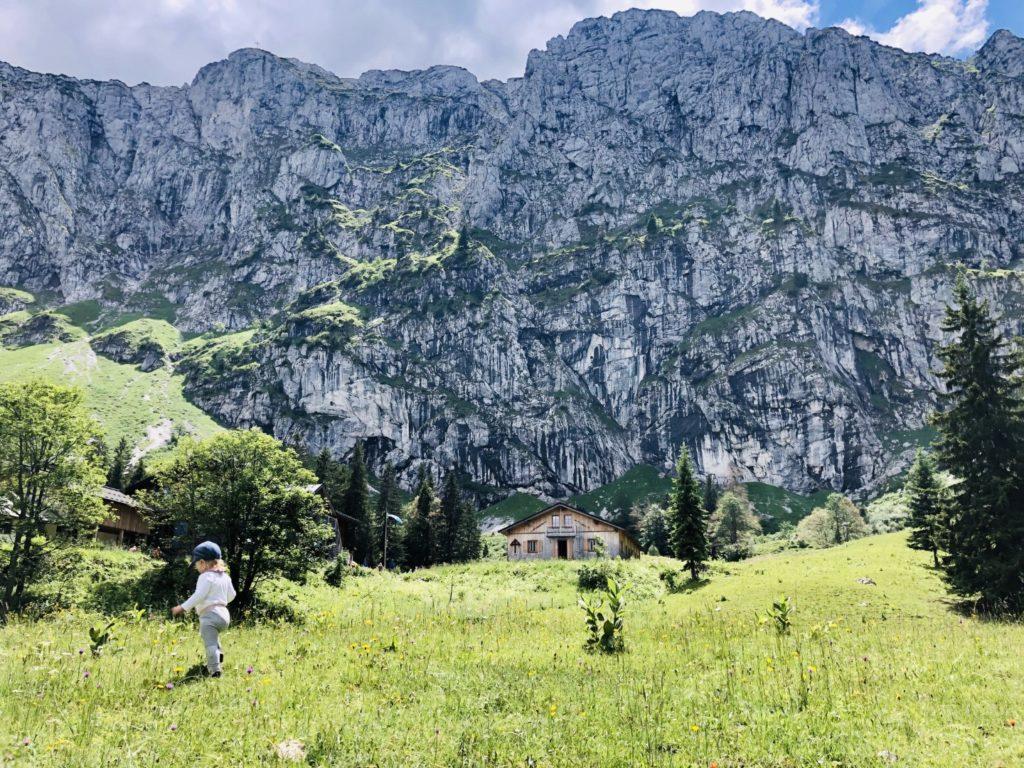 An der Tutzinger Hütte - wunderbar