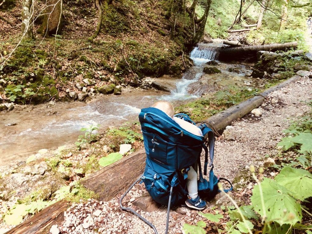 Wasserfälle alle 20 Meter. So viel Wasser